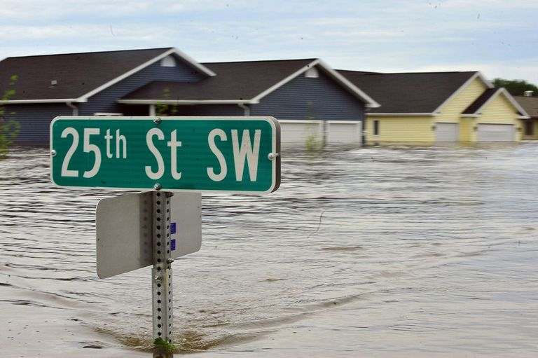 floods in North Dakota