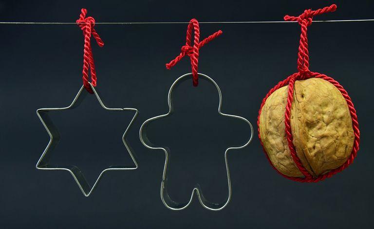 Cómo decorar tu árbol de Navidad con objetos encontrados