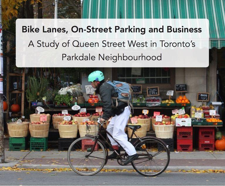 Recuperar las calles: la mayoría de las empresas en las calles urbanas ganan dinero con los peatones y ciclistas