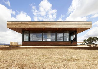 Elemental House by Ben Callery Architects Dave KuleszaElemental House by Ben Callery Architects exterior