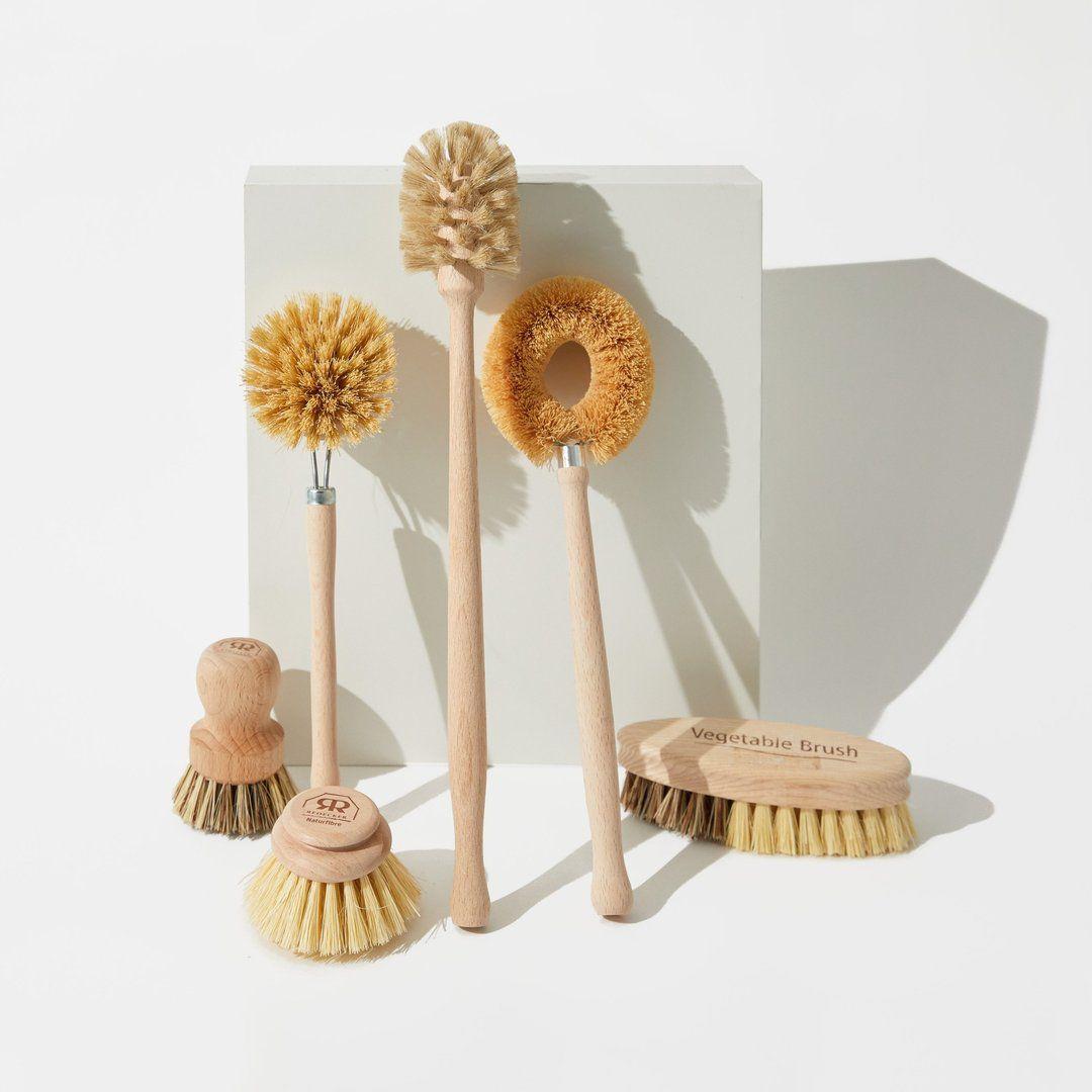Goldune 6-Piece Kitchen Brush Set