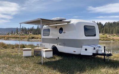 Traveler Trailer by Happier Camper exterior