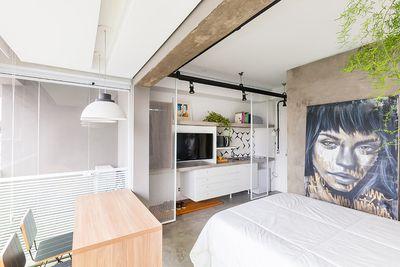 Apartamento Compacto by Casa 100 Arquitectura interior