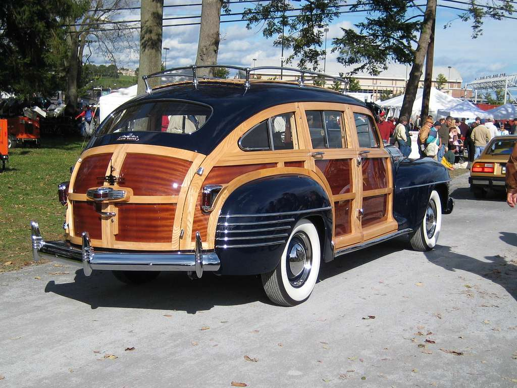 1942 Chrysler Town and Country