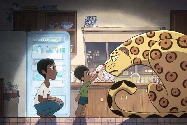 """There's a Monster in My Kitchen"" Greenpeace animated film"
