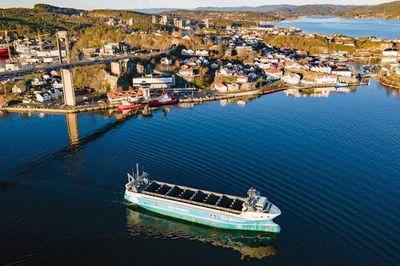 Yara Birkeland ship