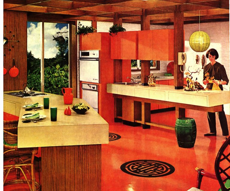 early open kitchen