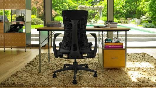 5 sillas de escritorio ergonómicas que son buenas para su cuerpo y el planeta