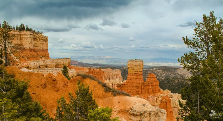 Bryce Canyon National Park during the day