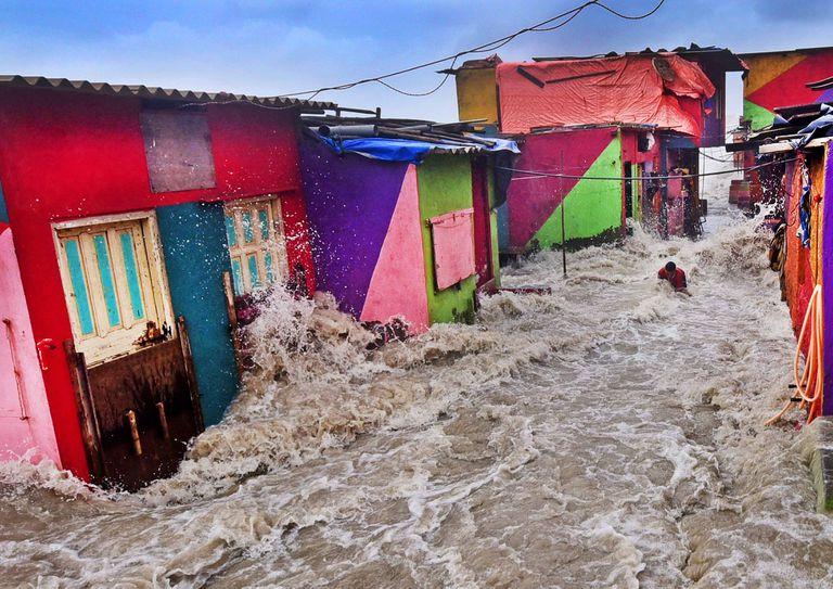 13 impresionantes imágenes que amplifican los impactos del cambio climático