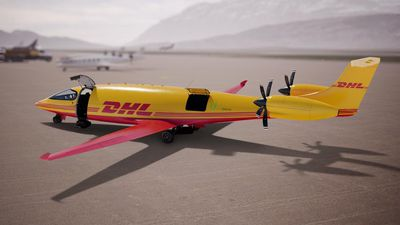 Twelve zero-emission eCargo aircraft will form world's first electric Express network