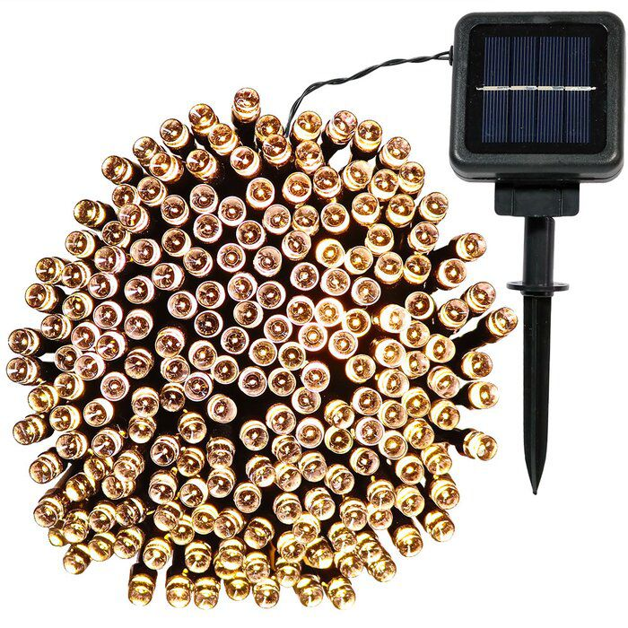 Sol 72 Outdoor Solar Powered String Lights