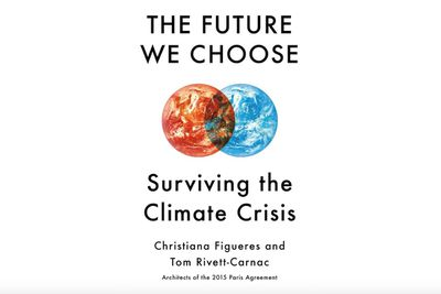 The Future We Choose book cover