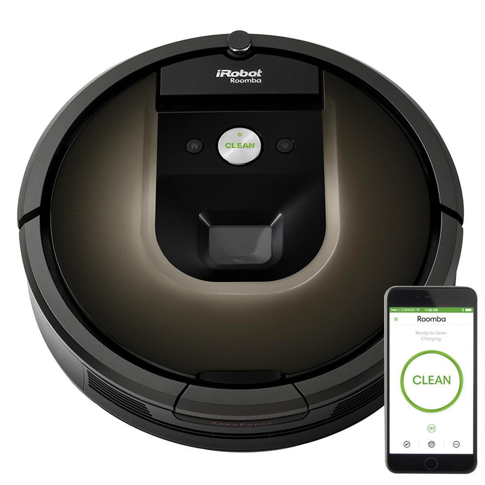 iRobot Roomba 980 Robot Vacuum