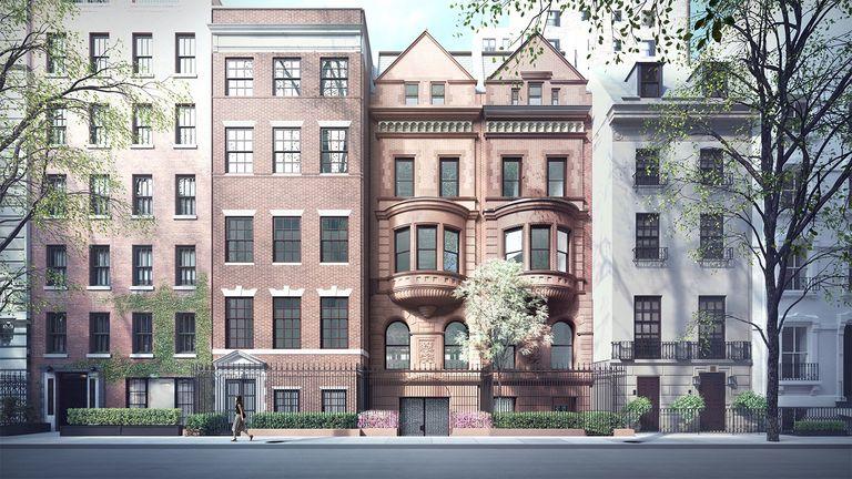 Más unidades de vivienda perdidas en mansiones a medida que la ciudad de Nueva York se desdensifica