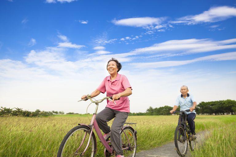 La vida rural mantiene su cerebro agudo a medida que envejece