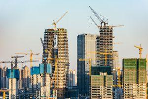 Construction in Beijing