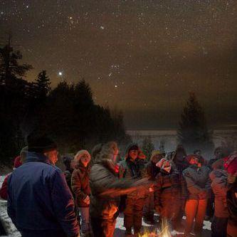 photo michigan headlands dark sky park