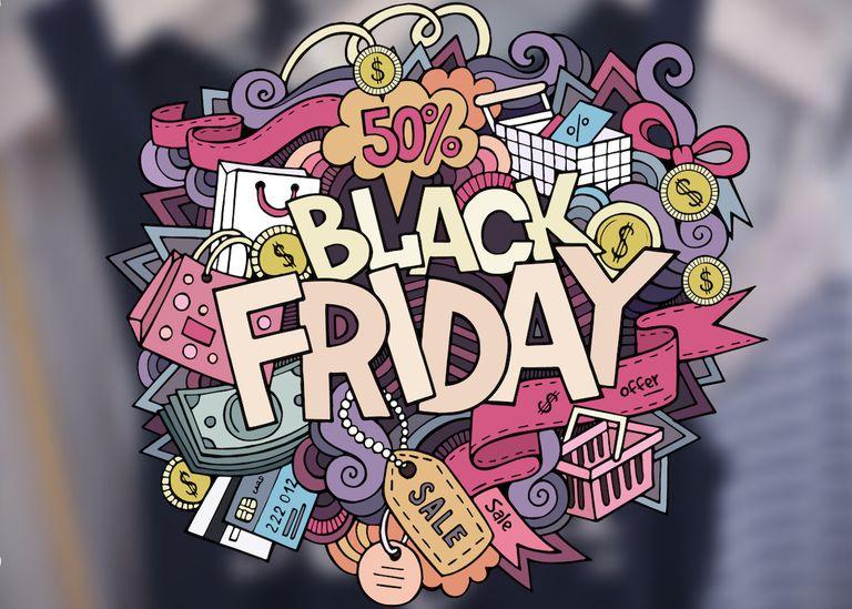 Black Friday advertisement
