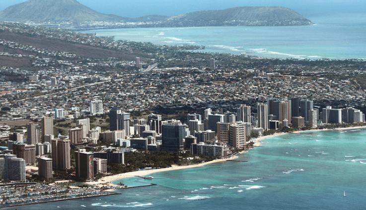 El objetivo de Hawái de convertirse en carbono neutral para 2045 es ahora ley