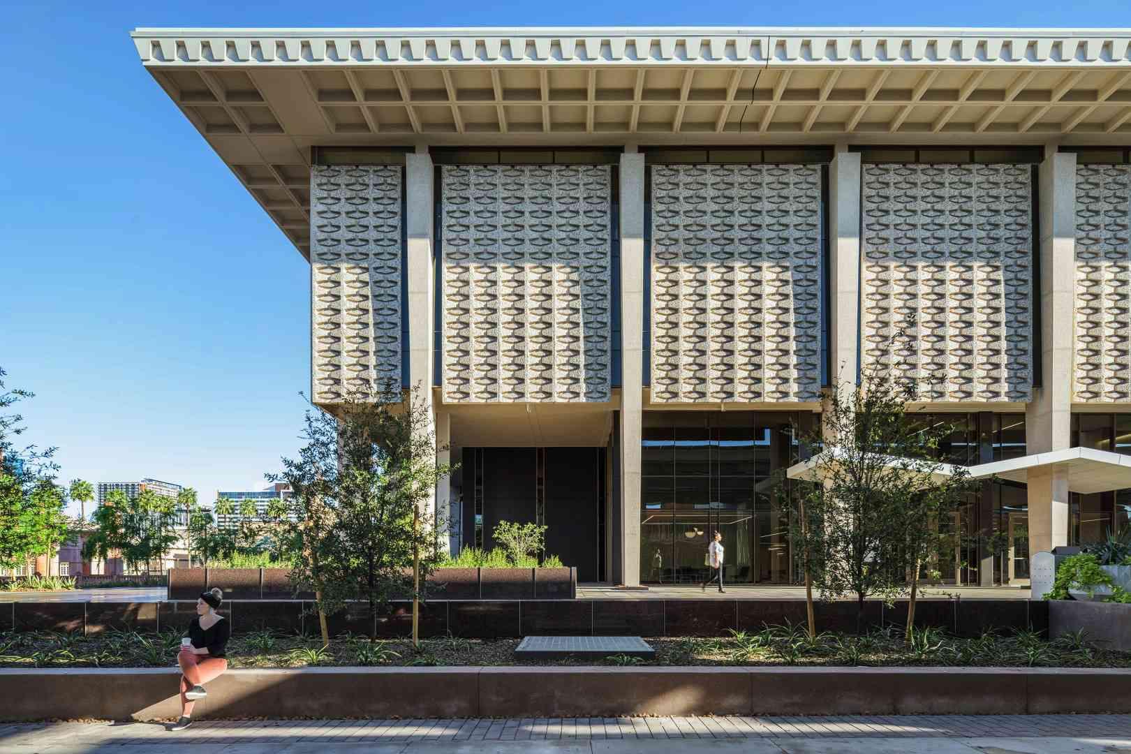 Arizona State University Hayden Library Reinvention