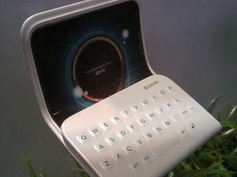 kyocera concept kinetic phone photo