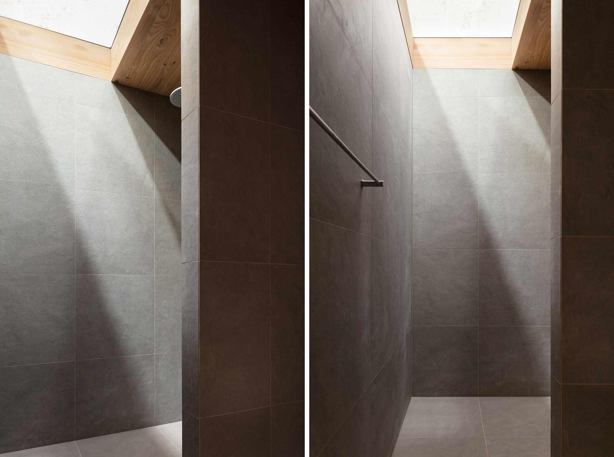 Minima prefab by TRIAS shower