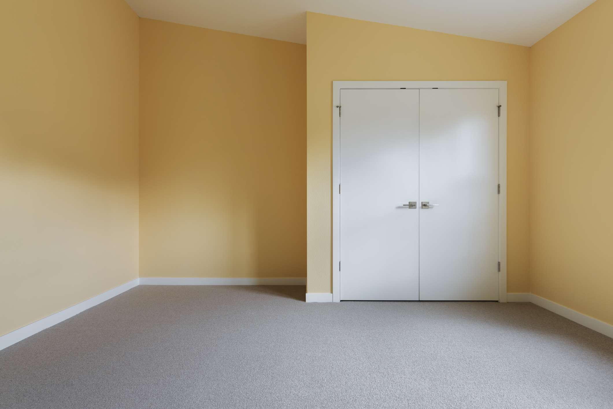 A windowless, interior room as a storm shelter