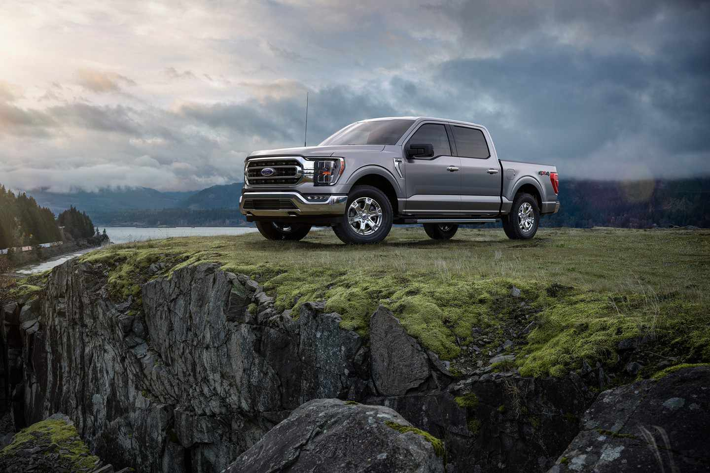 Ford on Cliff