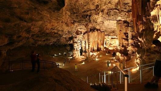 9 de los destinos de cuevas más bellos e inusuales del mundo