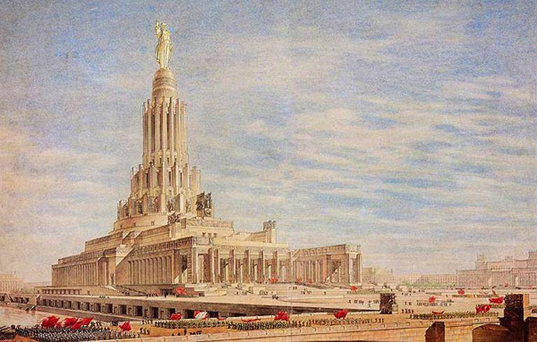 Palace of Soviets