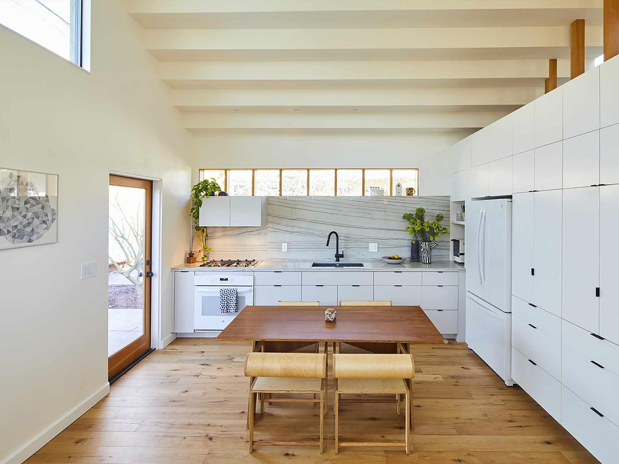 Highland Park ADU by Bunch Design kitchen