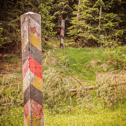 Green Belt piling, Germany