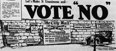 Cincinatti Post 1923