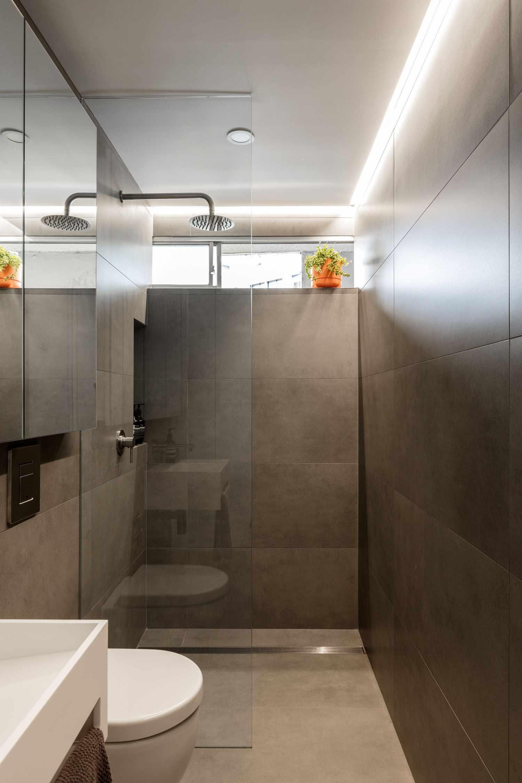 boneca micro-apartment brad swartz architect bathroom