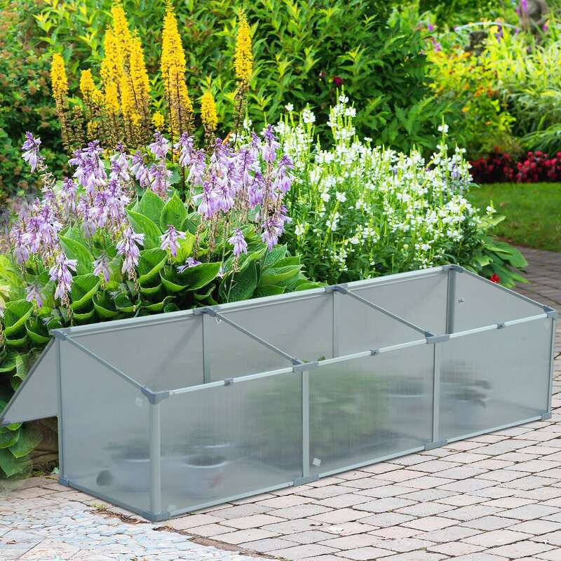 Outsunny Cold Frame