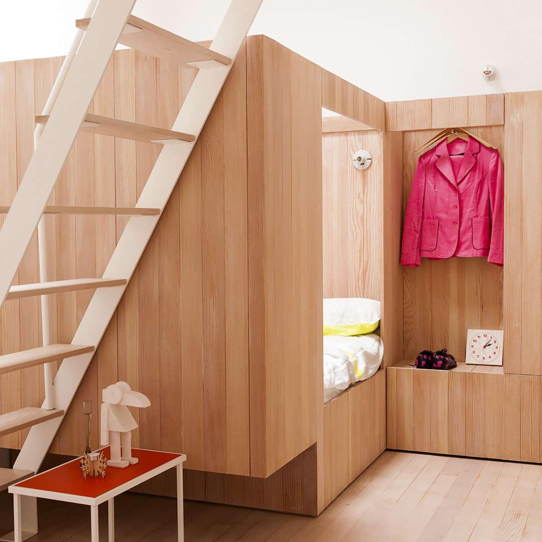 Small Townhouse Studiomama sleeping pod