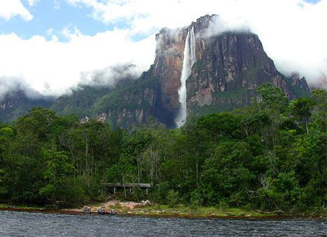 angel falls photo