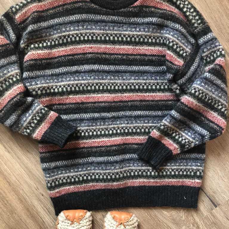 Lindsay's sweater