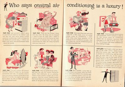 Central air luxury