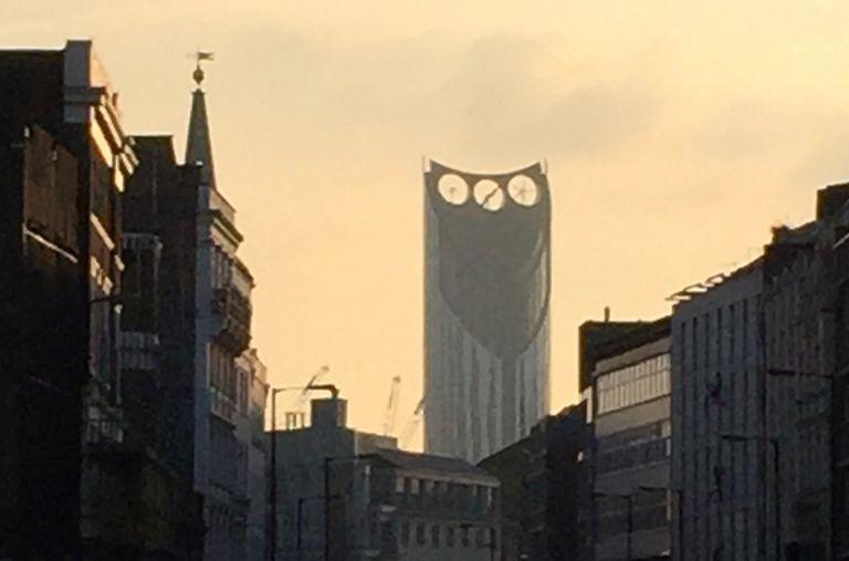 Todos en Londres están respirando niveles tóxicos de PM2.5