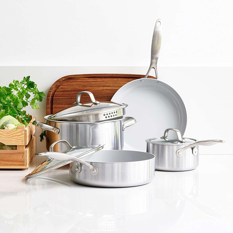 GreenPan Venice Cookware Set