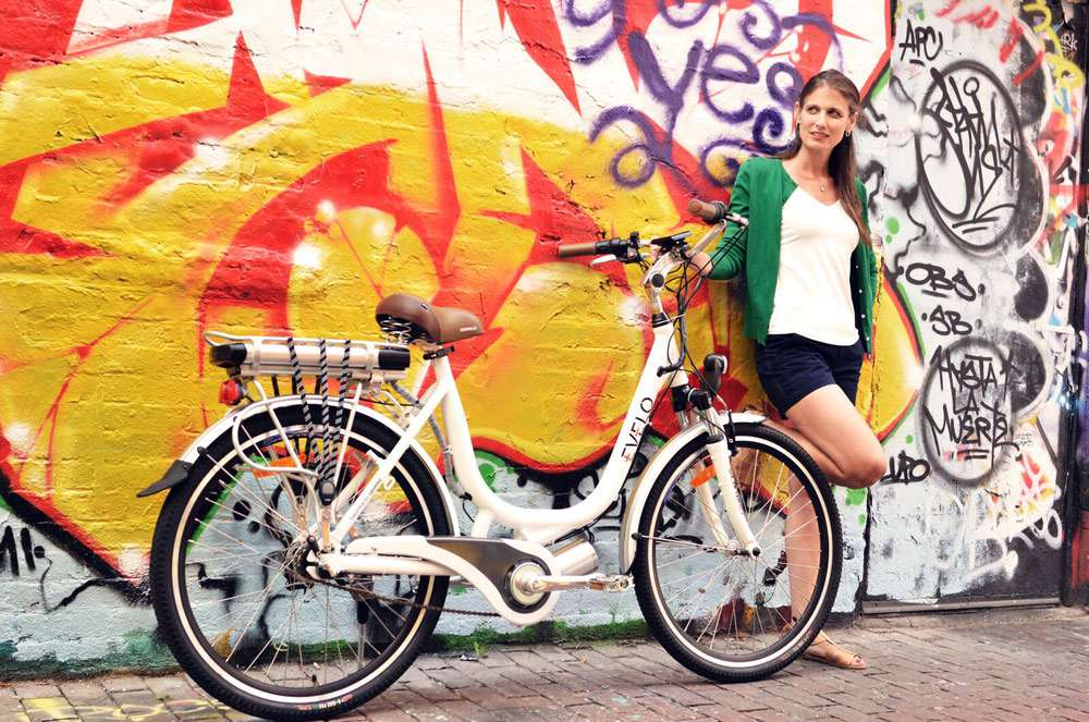 Electric Bicycle EVELO