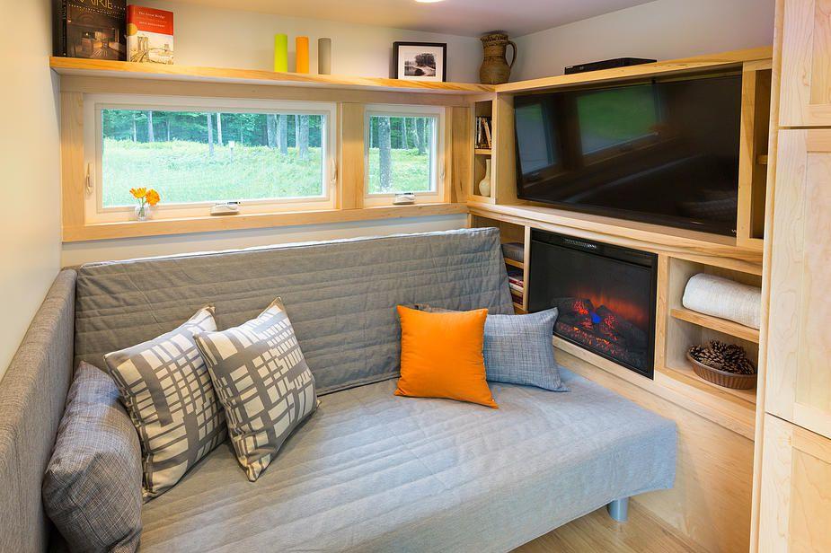 Traveler living area