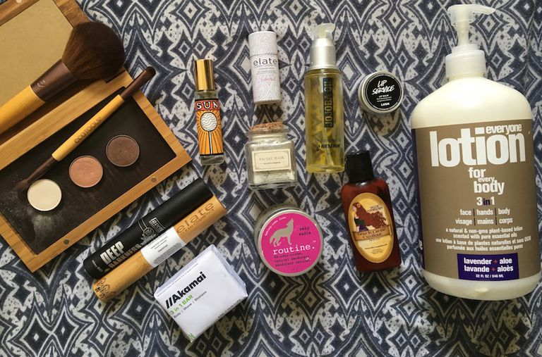 makeup & skin products