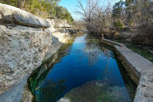Jacob's Well natural area
