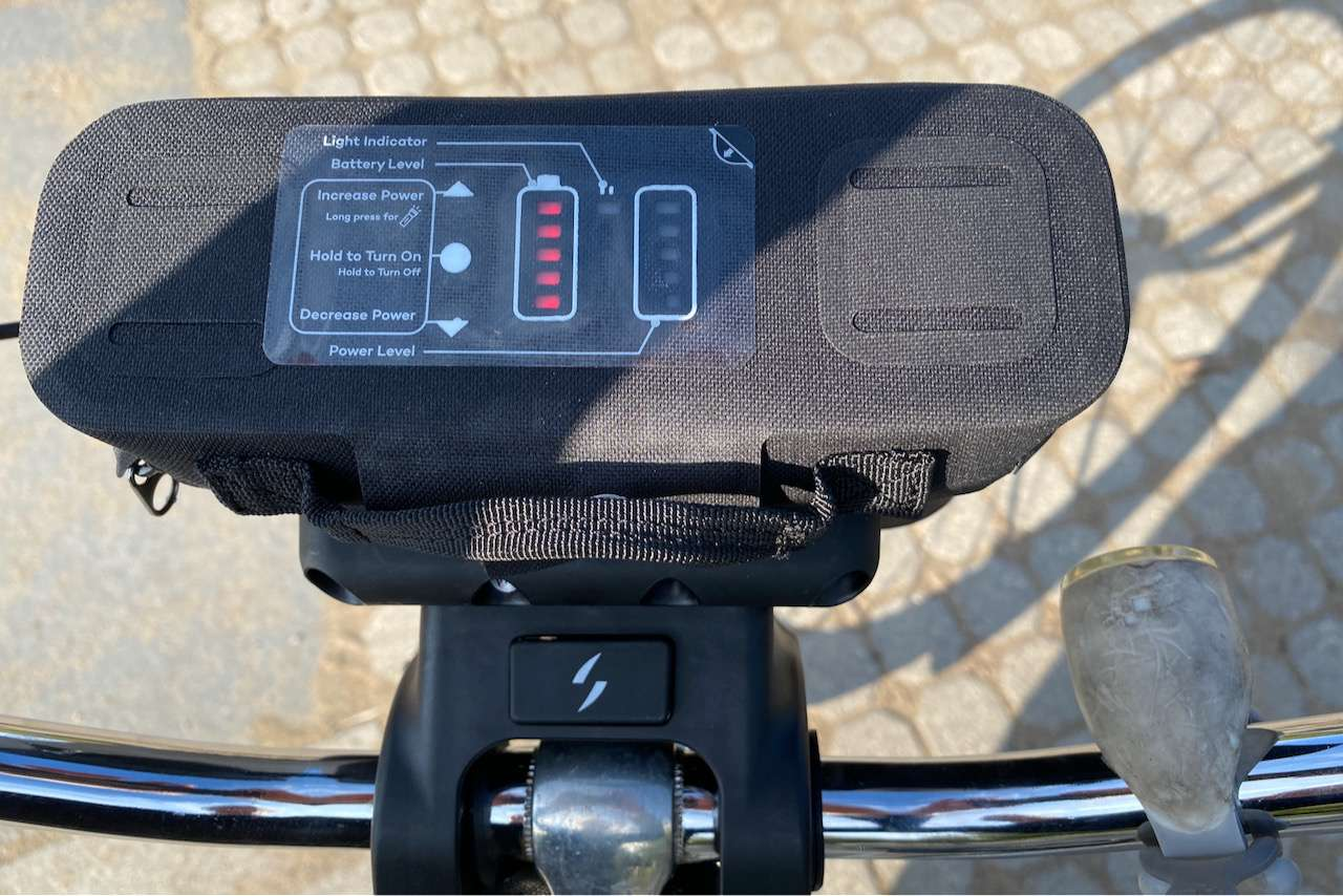 Battery pack with full power