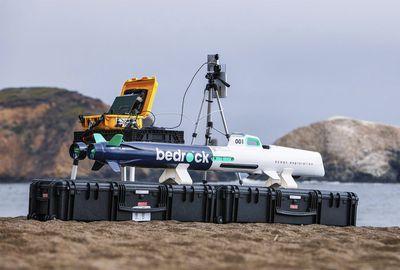 Bedrock drone