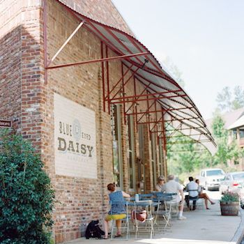 Blue-Eyed Daisy, a bakery-cafe in Serenbe