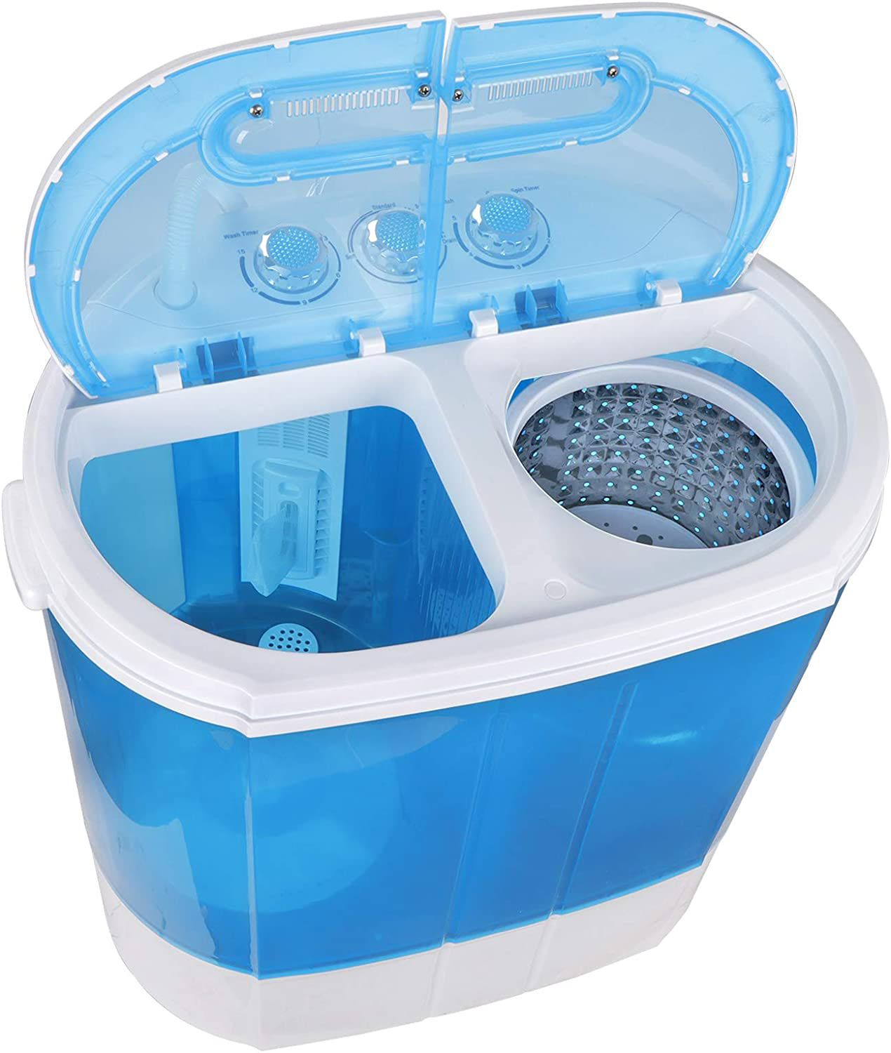 ZenStyle Portable Washer Compact Twin Tub